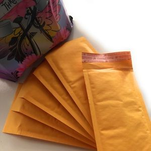 50 pack of 4x8 padded mailers #000